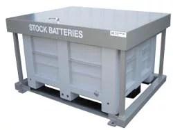 stock batteries