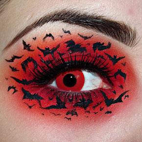 Halloween Lip Makeup Ideas By Eva Pernas  DeMilked