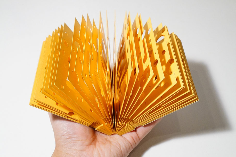 Fairytales Come To Life With 360Cut Books by Yusuke Oono  DeMilked