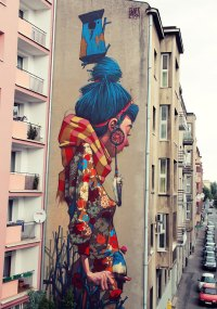 Etam Cru Brightens City Walls With Epic Colorful Street ...