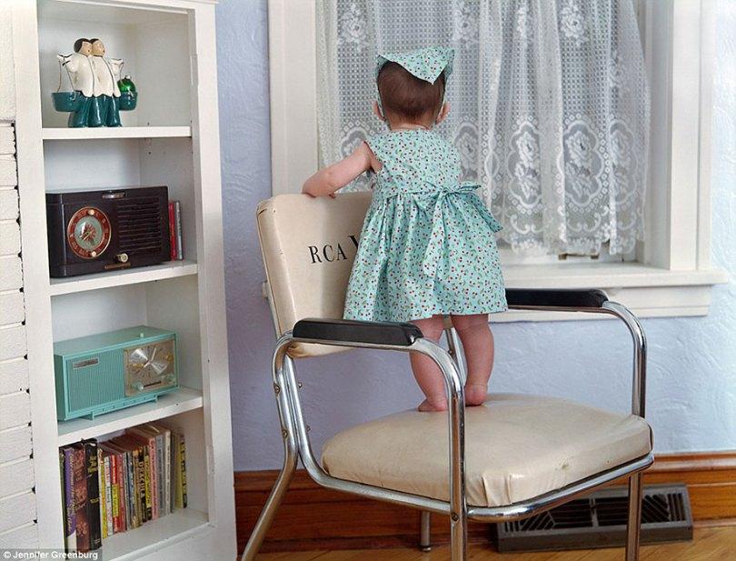 rockabilly community 50s america jennifer greenburg 13 - 12 Fotos dos anos 50 bem coloridas