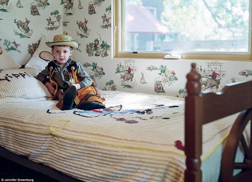 rockabilly community 50s america jennifer greenburg 8 - 12 Fotos dos anos 50 bem coloridas