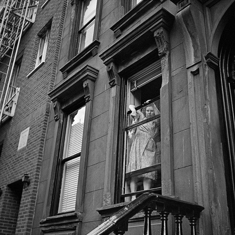 new york chicago street photography vivian maier 23 - Fotos perdidas de Vivian Maier do dia a dia americano nas décadas de 50 e 60