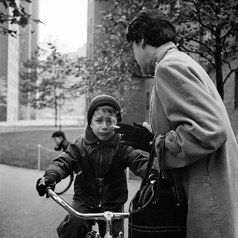 new york chicago street photography vivian maier 24 - Fotos perdidas de Vivian Maier do dia a dia americano nas décadas de 50 e 60