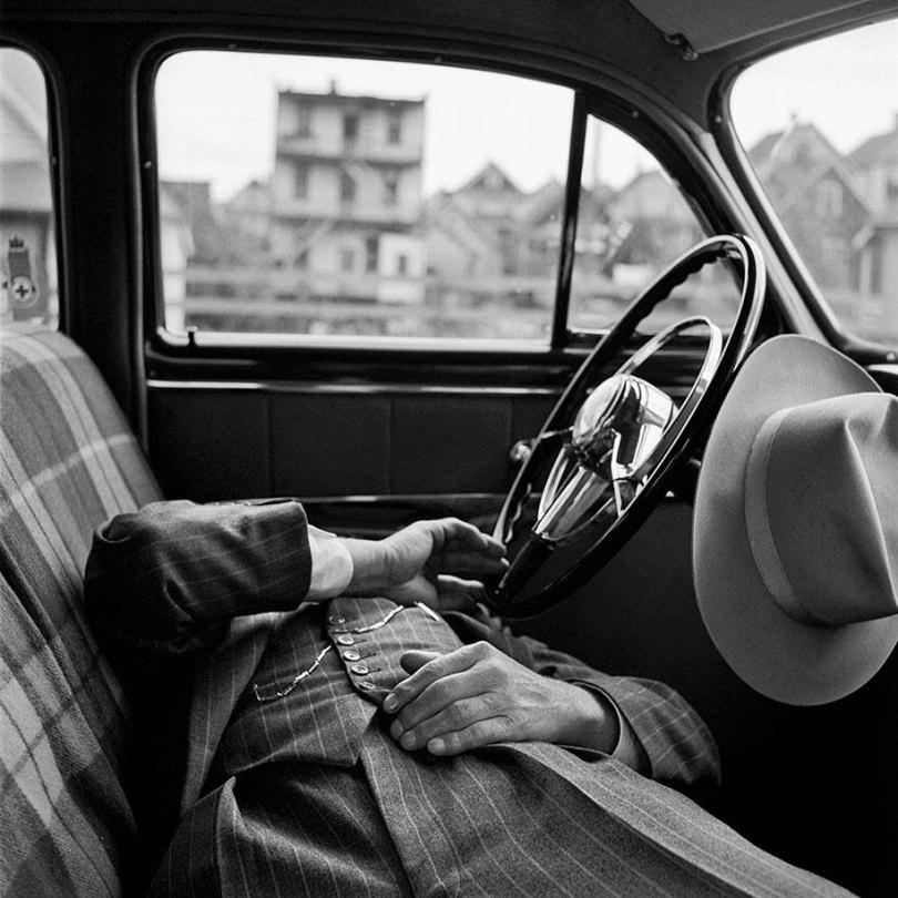 new york chicago street photography vivian maier 4 - Fotos perdidas de Vivian Maier do dia a dia americano nas décadas de 50 e 60