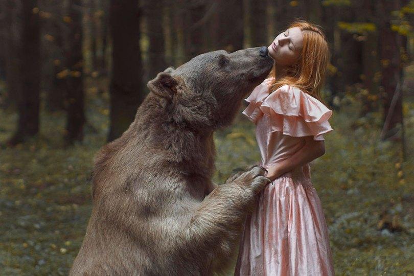 Retratos animais surreal-humano-katerina-plotnikova-10