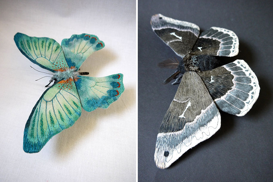 textile-art-fabric-sculptures-insects-moths-butterflies-yumi-okita-24