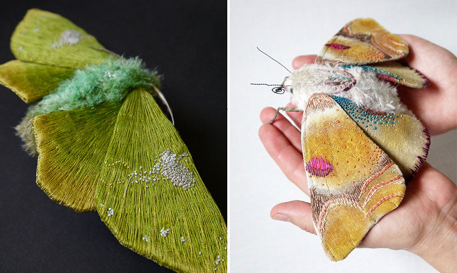 textile-art-fabric-sculptures-insects-moths-butterflies-yumi-okita-28