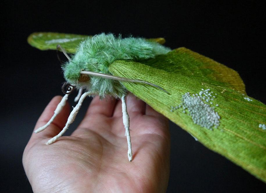 textile-art-fabric-sculptures-insects-moths-butterflies-yumi-okita-7