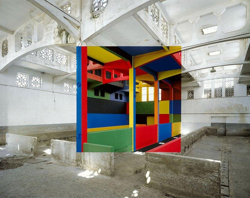 forçada-perspectiva-arte-flexão-espaço-georges-rousse-1