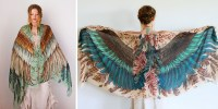 These Gorgeous Scarves Will Make You Look Like A Bird With ...