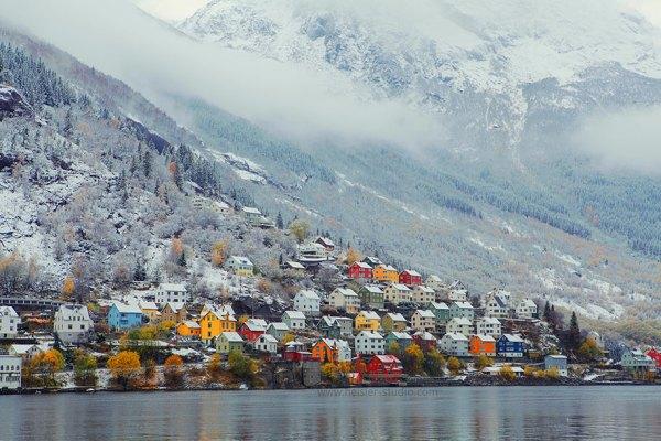 norway land of fjords trolls