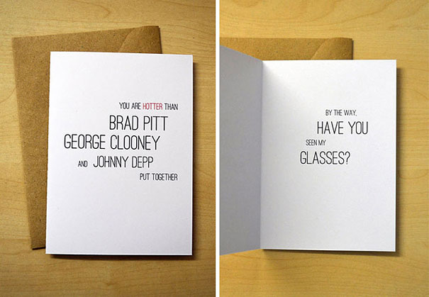 21 Unusual Valentines Cards For People With An