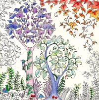 British Artist Draws Coloring Books For Adults And Sells ...