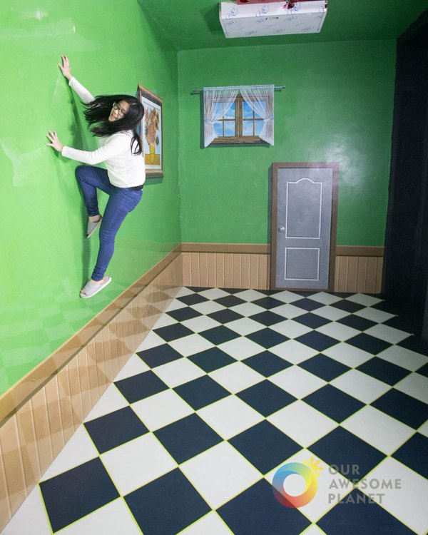 Interactive 3d Art Museum In Philippines Lets