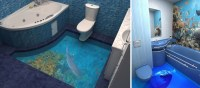3D Floors That Will Bring An Ocean Into Your Home