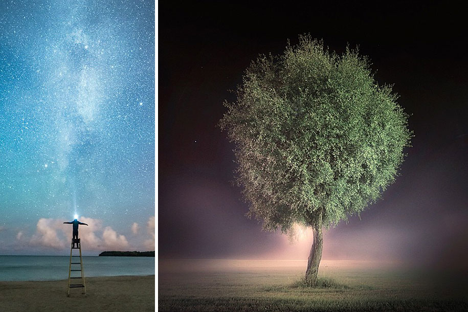 Finnish Photographer Captures The Most Otherworldly Night