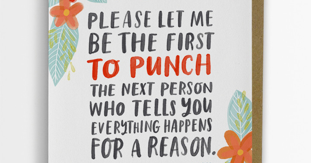 Empathy Cards For Seriously Ill People Created By Cancer