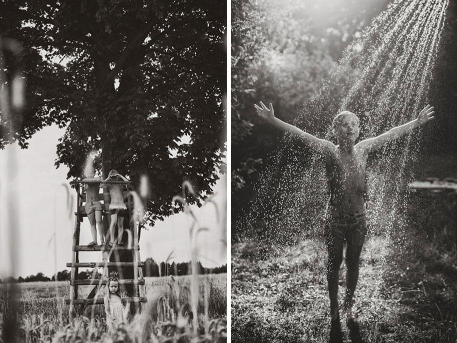 idyllic-summers-village-children-play-summertime-izabela-urbaniak-28