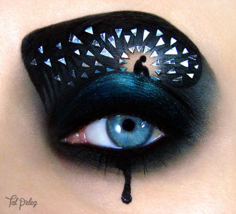 maquiagem-pálpebra-olho-arte-desenhos-tal-peleg-israel-1
