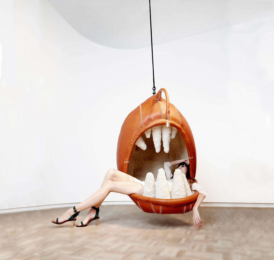 animal-mouth-hanging-chairs-monstera-deliciosa-porky-hefer-1