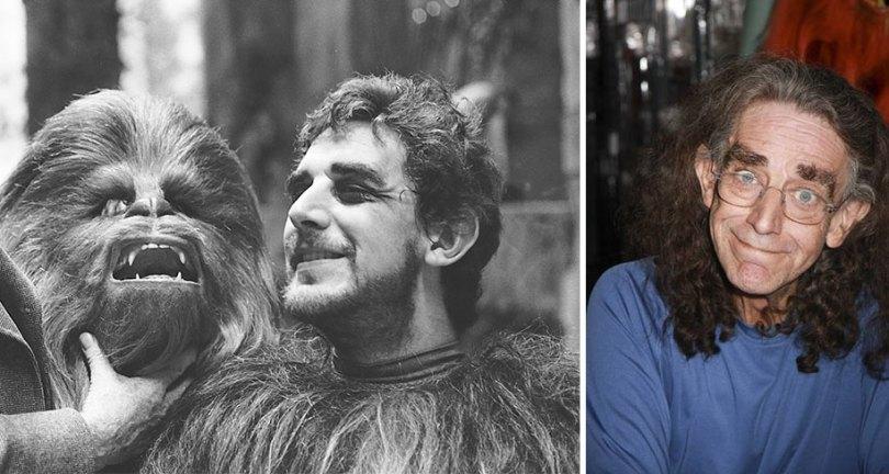 now then star wars cast actors 10 - Star Wars de 1977 O antes e depois dos artistas