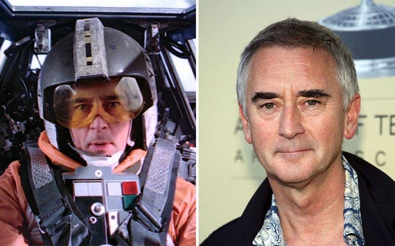 now then star wars cast actors 13 - Star Wars de 1977 O antes e depois dos artistas