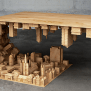 Inception Coffee Table By Stelios Mousarris Demilked