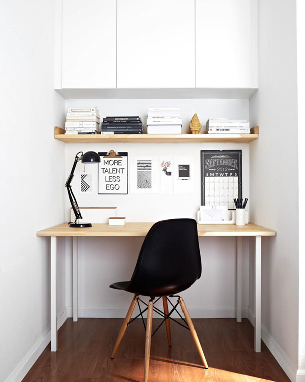 Minimal Workplaces Instagram Account To Inspire Your Desk