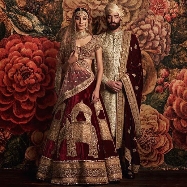 15 traditional wedding outfits