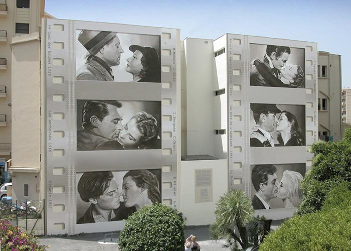 street art hyper realistic fake facades patrick commecy 13 - Artista francês transforma fachadas de prédios em desenhos cheios de vida