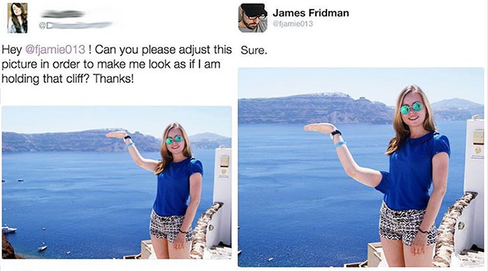 People Ask For Their Photos To Be Fixed And Thats What