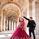 Indian Muslim Bride Dresses
