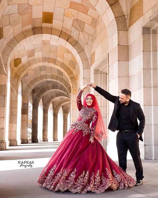 Image Result For Indian Muslim Bride Dresses