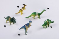 Dinosaur Earrings by OOOWORKSHOP