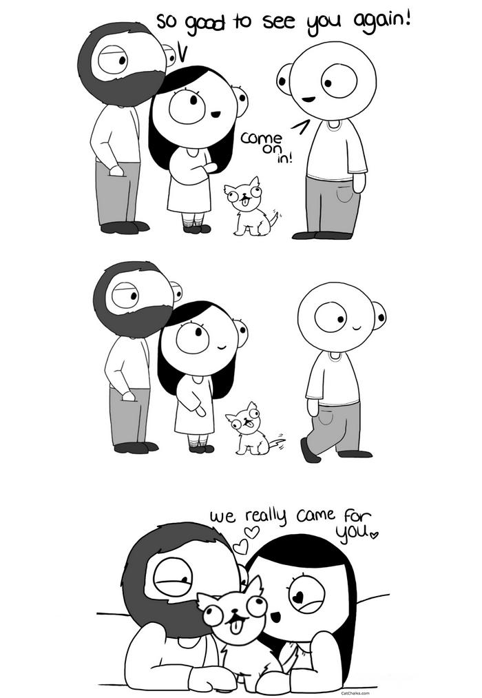 Girlfriend Created Comics And Kept Them A Secret