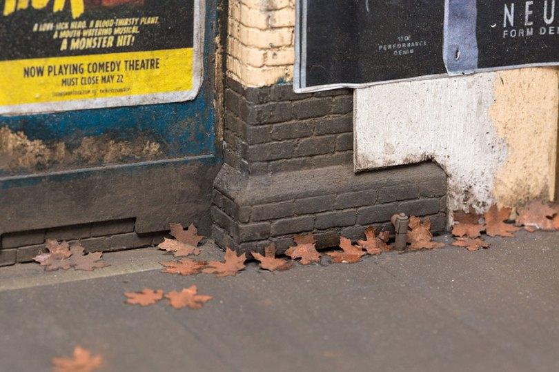gritty urban miniature cities joshua smith 25 - Cidade em miniatura urbana em detalhes