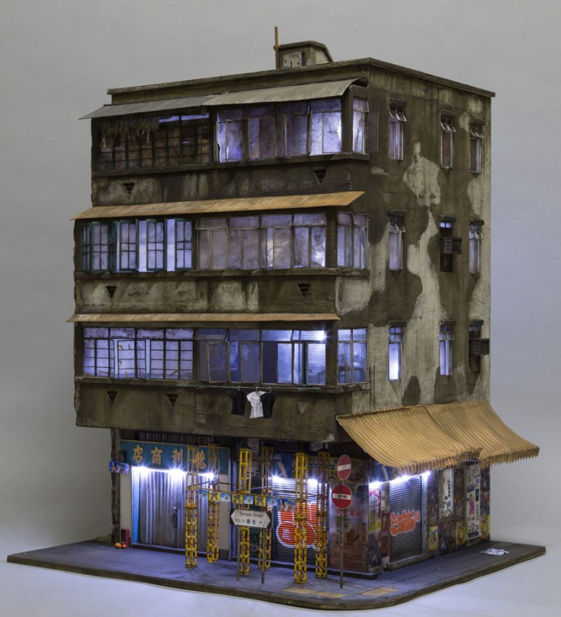 gritty urban miniature cities joshua smith 54 - Cidade em miniatura urbana em detalhes