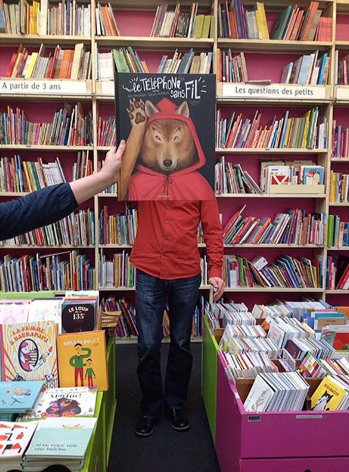 people match books covers librairie mollat 2 - Funcionários entediados de livraria se divertem com capa de livros #Parte 2