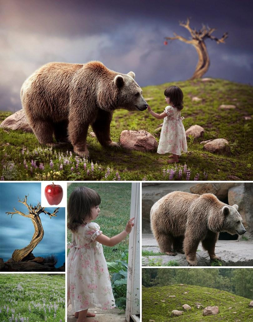 ukrainian artist photoshop multiple images viktoria solidarnyh 10 - Mestre do Photoshop: Ucraniana cria mundos incríveis mesclando fotos