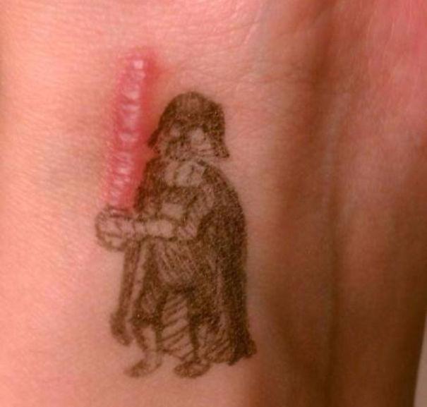 scars tattoos cover up 15 - 50 Incríveis tatuagens de encobrimento de cicatrizes