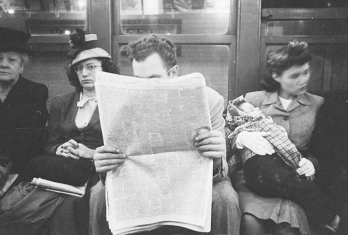 59ad11196eecb vintage photographs new york street life stanley kubrick 21 59a91d15c38a7  700 - Fotos de Stanley Kubrick com 17 anos revela que ele sempre foi um gênio