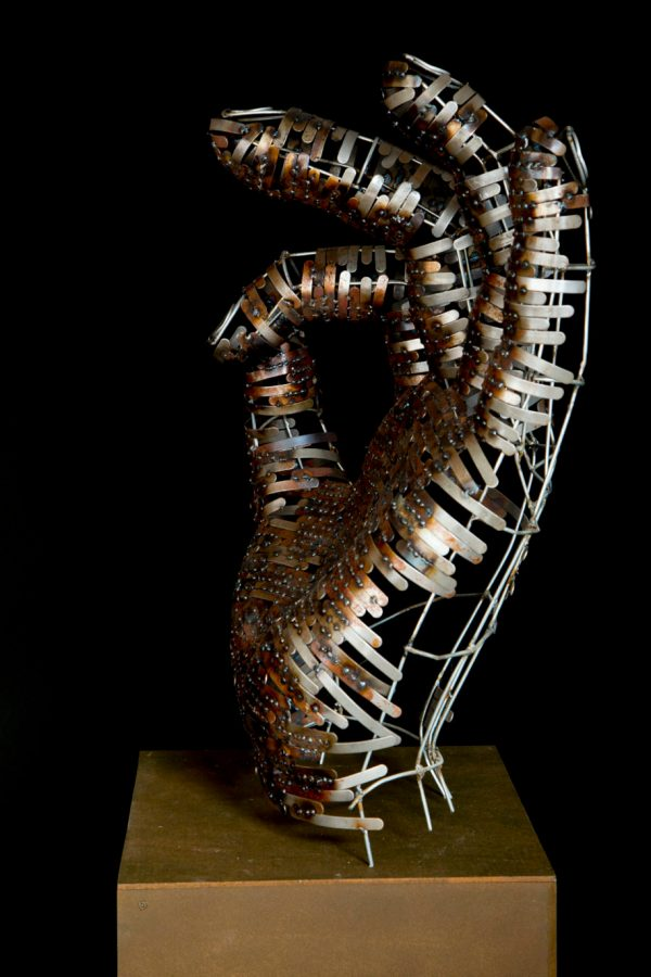 Welded Metal Art Sculptures