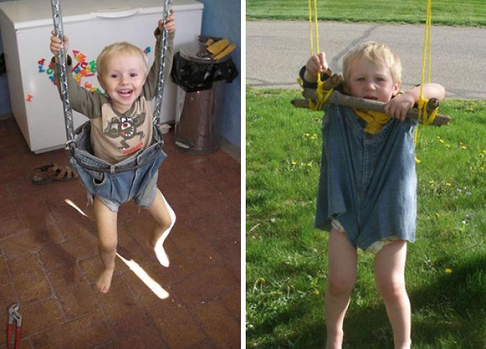 59e0b28618bf7 baby photoshoot expectations vs reality pinterest fails 22 577f8f2fd0814  700 - Tirar foto de bebê não é nenhum pouco fácil