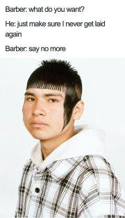 hilarious haircuts
