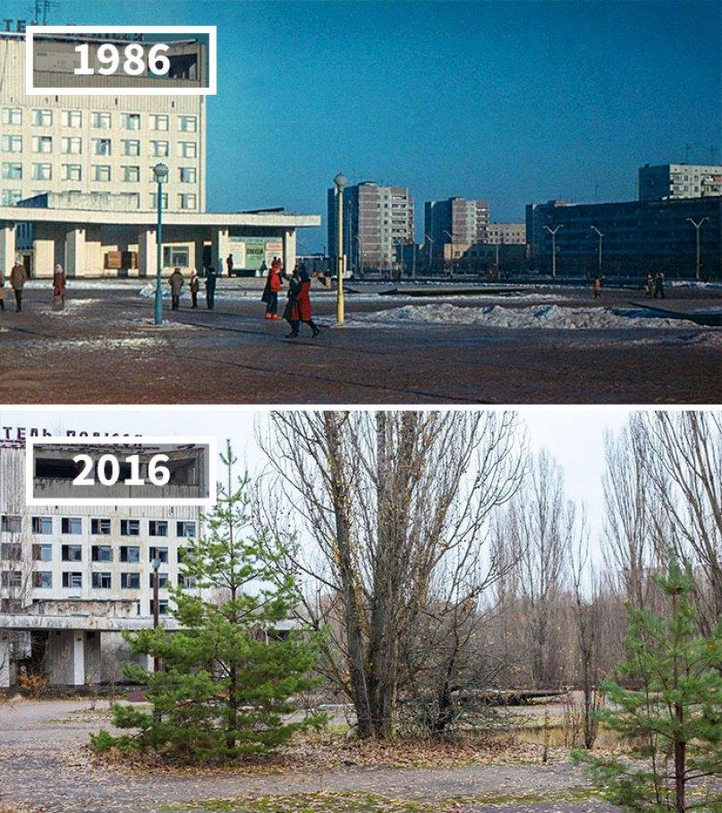5a0eab52d287a then and now pictures changing world rephotos 8 5a0d6ab209f54  700 - A transformação das cidades ao longo do tempo