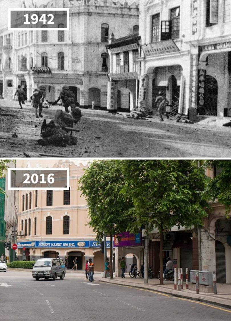 5a0eab5c21ca6 then and now pictures changing world rephotos 66 5a0d832650473  700 - A transformação das cidades ao longo do tempo