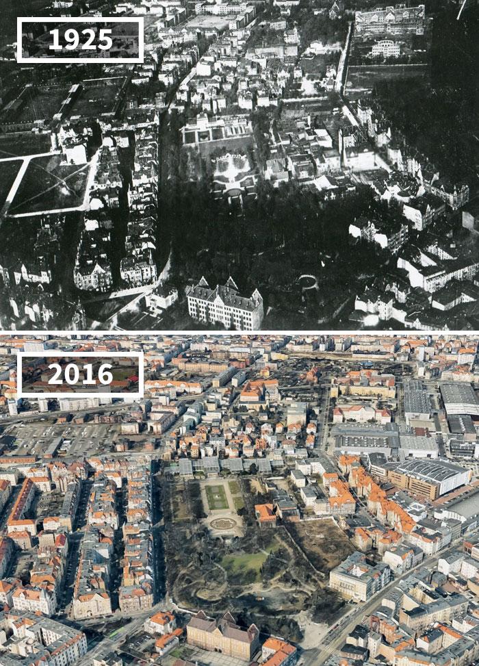5a0eab5f01f48 then and now pictures changing world rephotos 105 5a0d6c5e22199  700 - A transformação das cidades ao longo do tempo