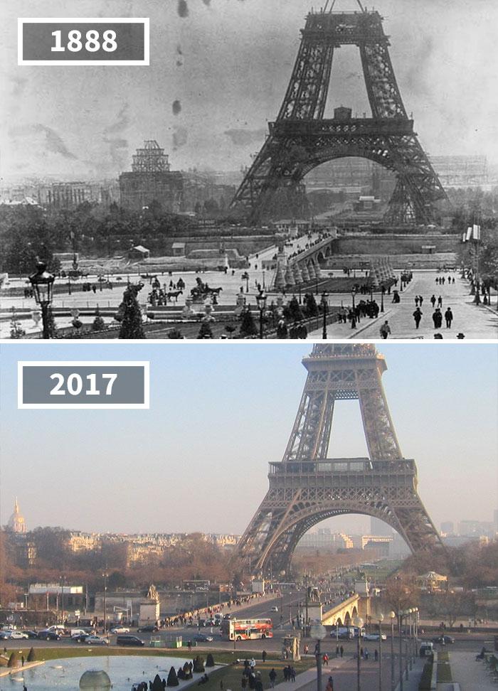 5a0eab5f34bd0 then and now pictures changing world rephotos 10 5a0d6cd897a6c  700 - A transformação das cidades ao longo do tempo