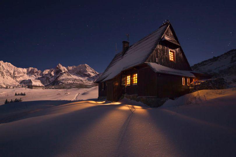 5a2e3841e5e14 Dolina Gasienicowa 13 12 2016 3 5a159677e9ff2  880 - Inverno no Leste Europeu: Fotógrafo captura a deslumbrante beleza da Polônia